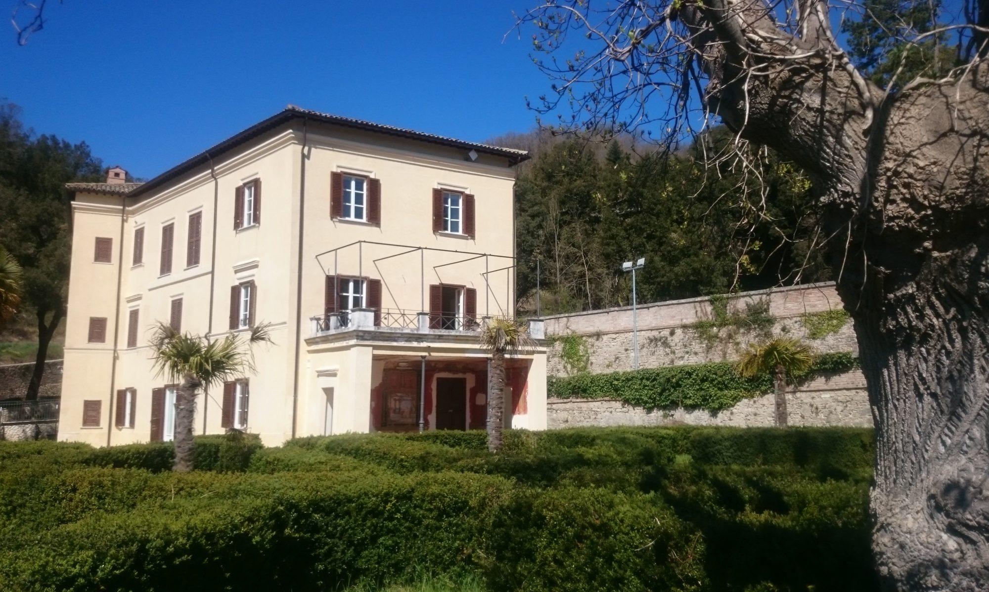 Parco della musica villa battistini